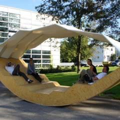 ACADEMY ROCKER:  Schulen von EGGER Wood-based materials