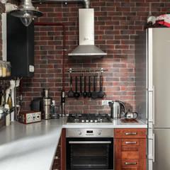 Кухня Ася Бондарева Кухня в стиле лофт