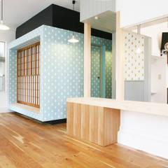 غرفة السفرة تنفيذ 戸田晃建築設計事務所