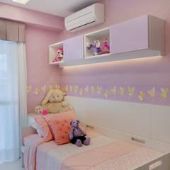 Recámaras infantiles de estilo  por Amanda Miranda Arquitetura