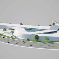 مراكز تسوق/ مولات تنفيذ yağcıoğlu mimarlık