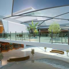 Shopping Centres by yağcıoğlu mimarlık