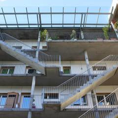 Terrace by Gies Architekten