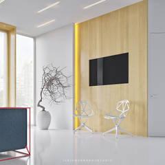 Дизайн стоматологической клиники в Баку: Больницы в . Автор – ILKIN GURBANOV Studio,