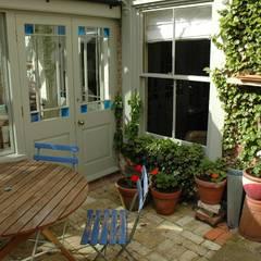 Mount Pleasant, Norwich:  Terrace by Studio Urban Blu