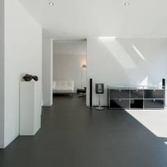 Haus C:  Multimedia-Raum von K6architekten