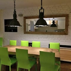 Dining room by +1 PROGETTO INTERNI