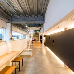 محلات تجارية تنفيذ 前見建築計画一級建築士事務所(Fuminori MAEMI architect office)
