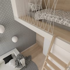 Nursery/kid's room by MIRAI STUDIO