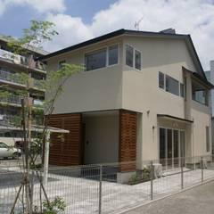 Houses by 伊達剛建築設計事務所