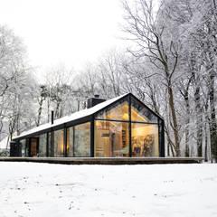 Brouwhuis Scandinavische huizen van Bedaux de Brouwer Architecten Scandinavisch