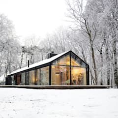 منازل تنفيذ Bedaux de Brouwer Architecten