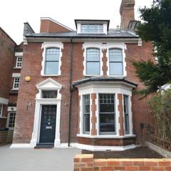 Clifton Road - Period Refurbishment:  Houses by Nic  Antony Architects Ltd,