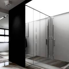 I_025: styl , w kategorii Pokój multimedialny zaprojektowany przez SNCE Studio