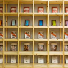 서로를 이해하는 시스템: Design m4의  회의실
