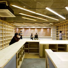 [DesigN m4]_복합문화공간 인테리어_문지문화원 SAII: Design m4의  회의실,클래식