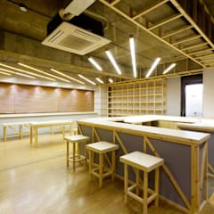 [DesigN m4]_복합문화공간 인테리어_문지문화원 SAII: Design m4의  회의실