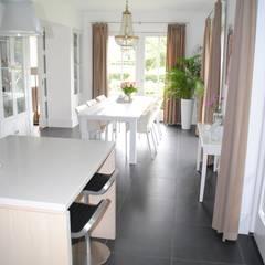 woonhuis Malden:  Eetkamer door halma-architecten