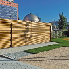 Schools by Fellbacher Metall- und Holzbau GmbH