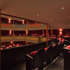 Stadttheater Solothurn:  Kongresscenter von phalt Architekten AG