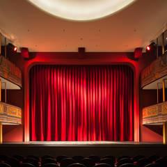 Staddtheater Solothurn:  Kongresscenter von phalt Architekten AG