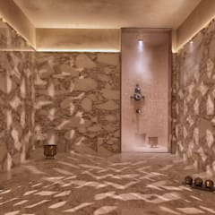 Drummonds Case Study: Urban Retreat Hammam at Harrods:  Shopping Centres by Drummonds Bathrooms