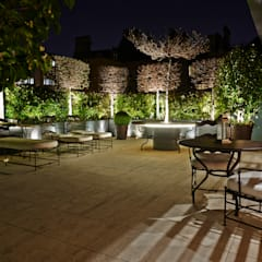 Garden lighting Modern garden by Cameron Landscapes and Gardens Modern