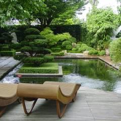 สวน โดย japan-garten-kultur, ผสมผสาน
