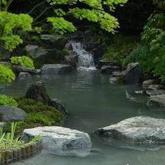 مسبح تنفيذ japan-garten-kultur
