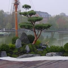 Die Anwendung japanischer Gartenkunst bei der Gestaltung von Gärten:  Garten von japan-garten-kultur