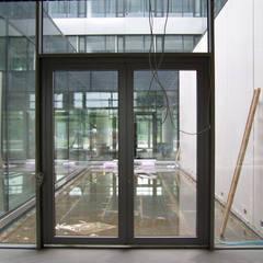 Atriumgarten Hannover - Schulungszentrum:  Schulen von Kokeniwa Japanische Gartengestaltung