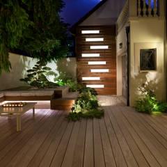 Suresnes: Jardin de style de style Moderne par AD Concept Gardens