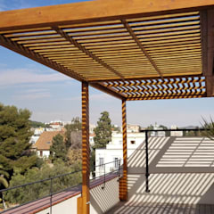 Terrace by mobla manufactured architecture scp