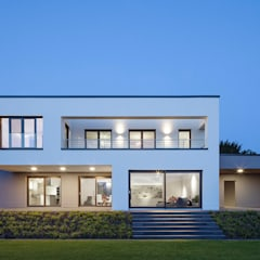 خانه ها by Skandella Architektur Innenarchitektur
