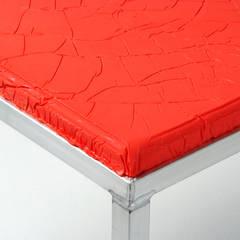 Claytable:  Congrescentra door Studio Erwin Zwiers