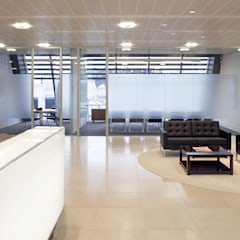 Alcentra London:  Office buildings by Sonnemann Toon Architects