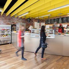 Project Pentrak:  Gastronomy by Sonnemann Toon Architects