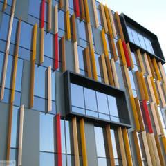 Gedung perkantoran oleh Abscis Architecten bvba, Modern