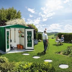 Garden Shed by antas jardin s.l, Industrial