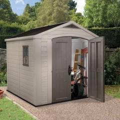 casetas y cobertizos para jardin y terraza: Casetas de jardín de estilo  de antas jardin s.l