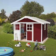 Garden Shed by antas jardin s.l