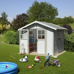 Garden Shed by antas jardin s.l,
