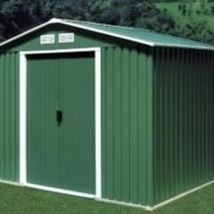 Garden Shed by antas jardin s.l, Colonial