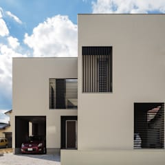 خانه ها by Architect Show co.,Ltd