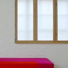 Jasper Morrison Design Office and Studio - London:  Windows  by Caseyfierro Architects,