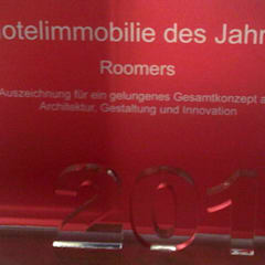 HOTEL ROOMERS - CONFERENCE & SPA:  Hotels von Barefoot Design