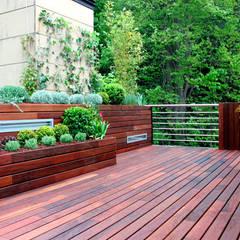 بلكونة أو شرفة تنفيذ La Habitación Verde