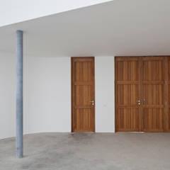 Haupteingang:  Museen von quartier vier Architekten Landschaftsarchitekten