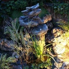 Gleen Tay: Jardin de style  par SAS Glenn Tay Paysagiste, Industriel