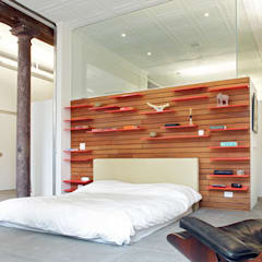 Bedroom by Slade Architecture, Industrial